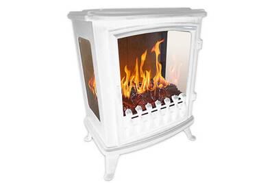 chemin e lectrique chemin 39 arte chemin e fire glass blanche darty. Black Bedroom Furniture Sets. Home Design Ideas