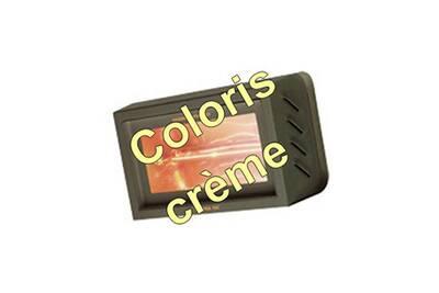 Chauffage infrarouge Star Progetti Chauffage infrarouge 2000w varma400 coloris crème
