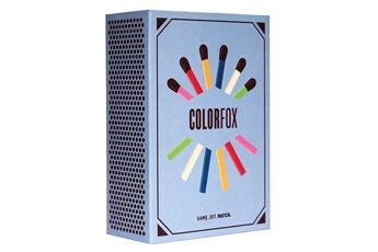 Jeux en famille Helvetiq Jeu d'allumettes : colorfox