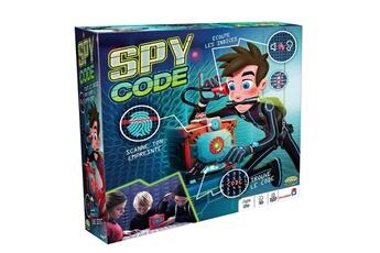 Jeux en famille Dujardin Jeu d'espion : spy code