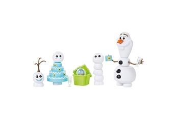 Poupées Hasbro Coffret la reine des neiges (frozen) : olaf, une fête givrée