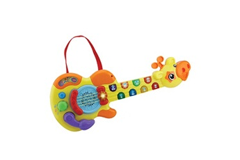 Jeux d'imitation Vtech Guitare girafe jungle rock