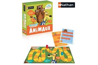 Jeux en famille Nathan Jeu de questions-réponses : animaux