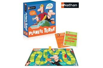 Jeux en famille Nathan Jeu de questions réponses : planète terre