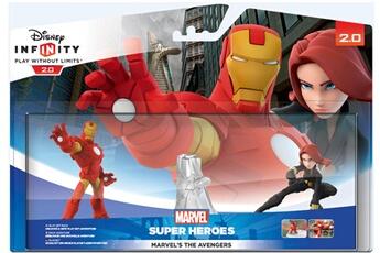 Figurines personnages Walt Disney Pack aventure avengers disney infinity
