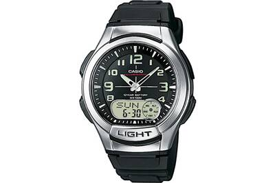 Montre casio sport tech