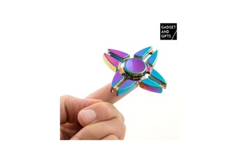 Autres jeux créatifs Gadget And Gifts Fidget spinner rainbow ii gadget and gifts