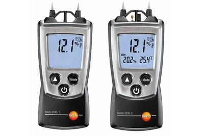 Accessoires chauffage central Testo Hygromètre pour bois/matériaux - testo 606 -1 prix net