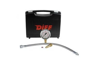 Accessoires chauffage central Diff Malette pression fioul - mano 40 bars - malette pression fioul - mano 40 bars