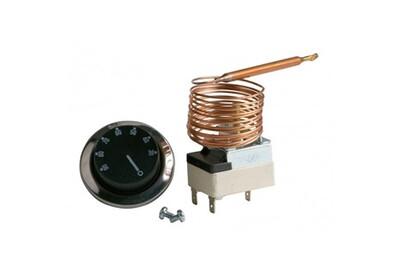 Accessoires chauffage central Diff Aquastat de régulation à bulbe et capillaire ab224