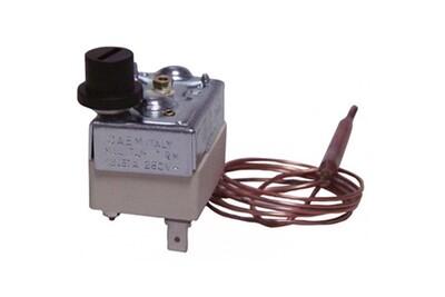 Accessoires chauffage central Diff Aquastat de sécurité à bulbe tuv rmv