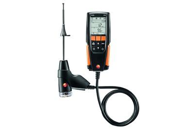 Accessoires chauffage central Testo Analyseur de combustion testo 310 - le lot complet testo 310 avec imprimante infrarouge et malette de transport