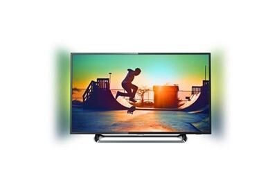 Téléviseur 4k écran plat philips 50pus6262