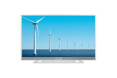 tv led grundig grundig 28 vle 5500 wg tv ecran lcd 28. Black Bedroom Furniture Sets. Home Design Ideas