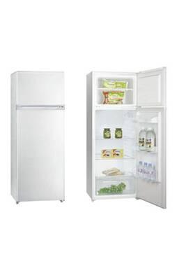 refrigerateur congelateur en bas curtiss r frig rateur 2. Black Bedroom Furniture Sets. Home Design Ideas