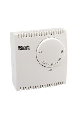 Thermostat et programmateur de chauffage Delta Dore Thermostat d'ambiance mécanique filaire tybox 10