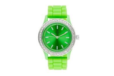 Femme 2032l Gn Jade Cadran Et Kimamp; En Bracelet Plastic Montre Vert Acier 8wmnyN0Ov