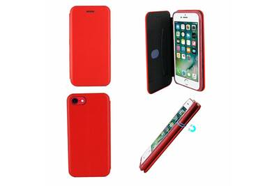 coque iphone 7 apple rouge
