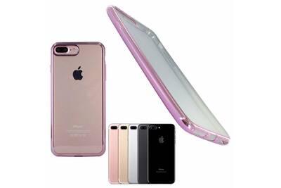 apple coque iphone 7 plus rose