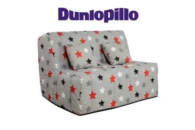 Slyde Imprimé Bz Star Dunlopillo Système Convertible Canapé Matelas Love 15cm 0PNOXwk8nZ