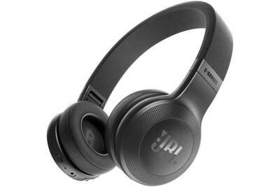 Casque Audio Jbl Casque Supra Auriculaire Sans Fil Jble45 Noir Darty