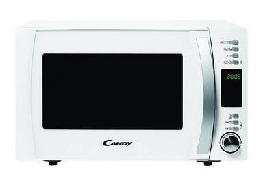 Candy Cmxg22dw Four Micro Ondes Avec Grill Et Cook In App 22 L 40 Programmes Automatiques 1250 W Couleur Blanc Classe énergétique A