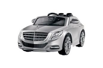 Véhicule électrique Mercedes Classe s - voiture éléctrique enfant gris