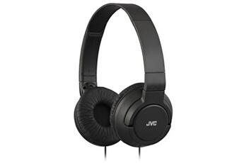 JVC HA-S180-B-E Casque Pliable Noir