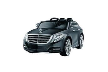 Véhicule électrique Mercedes Classe s - voiture éléctrique enfant noir métallisé