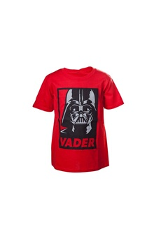 Figurines personnages Bioworld T-shirt star wars - red darth vader enfant taille 2 ans