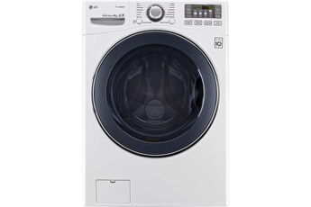 2438f6a9519fcd Lave linge hublot Lave-linge frontal 70cm 15kg 1100t a++ blanc - f51k24wh -  lg