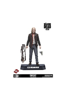 Figurines personnages Mc Farlane Figurine walking dead - dwight color tops 18cm