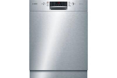 Royaume-Uni disponibilité 61d50 d4c1a Lave-vaisselle 60cm 14 couverts a++ encastrable avec bandeau inox -  smu46ms03e - bosch