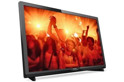 Tv  22PFS4031 DVB-T2/C/S2, HDMI, Scart, USB