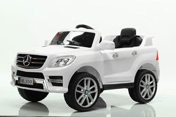 Véhicule électrique Mercedes Benz Véhicule électrique mercedes benz ml350 blanc