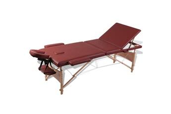Table De Massage Pliante Fixe Livraison Gratuite