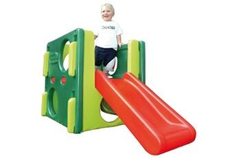 Toboggan Little Tikes Aire de jeux pour enfant verte