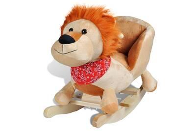 dc530f7ebd3ef9 Transat bébé Vidaxl Lion à bascule pour bébés   Darty