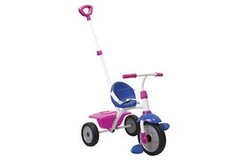 Véhicule à pédales Smart Trike Tricycle rose 1240400