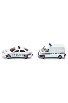 Jeux d'imitation Siku Set police - version france