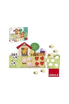 Puzzles Goula Puzzle compter de 1 à 5 puzzle compter de 1 à 5 goula