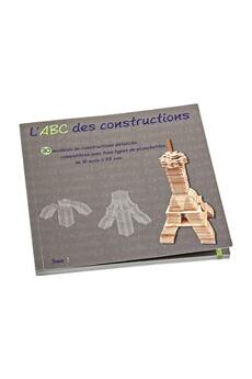 Kapla Jouecabois L'abc des constructions tome 1
