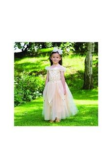 Déguisements filles Travis Costume golden princess gold - 9 à 11 ans