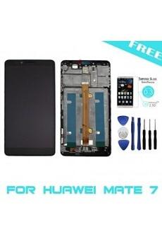 Accessoires téléphone Ecran complet vitre tactile+ecran lcd noir ascend  mt7-tl10 Huawei 4f9941fd224f