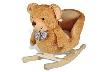 Transat bébé GENERIQUE Jouets et équipement d'éveil pour bébés categorie tallinn ourson à bascule pour bébés