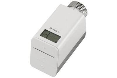 Pack sécurité connectée Bosch Bosch smart home thermostat chauffage