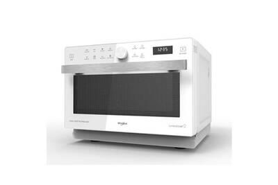 micro ondes whirlpool whirlpool mwp 338 w comptoir micro onde combin 33l 900w blanc micro onde. Black Bedroom Furniture Sets. Home Design Ideas