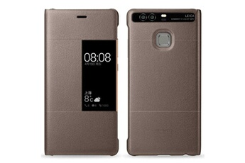 coque intelligente huawei p9