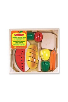 Jeux d'imitation Melissa And Doug Cutting food