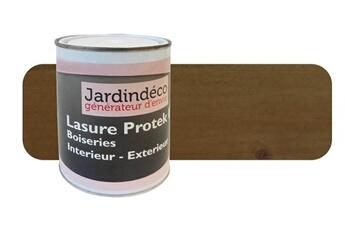 Peinture et dessin Bouchard Peintures Lasure de finition multicouches icobois chêne moyen 1 litre